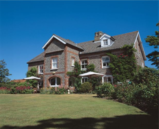 Photo of Morston Hall