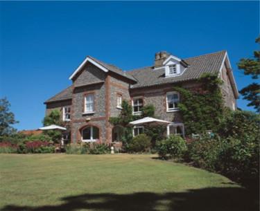 Photo of Morston Hall
