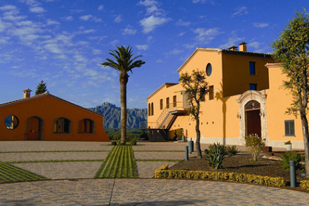 Can Bonastre Wine Resort