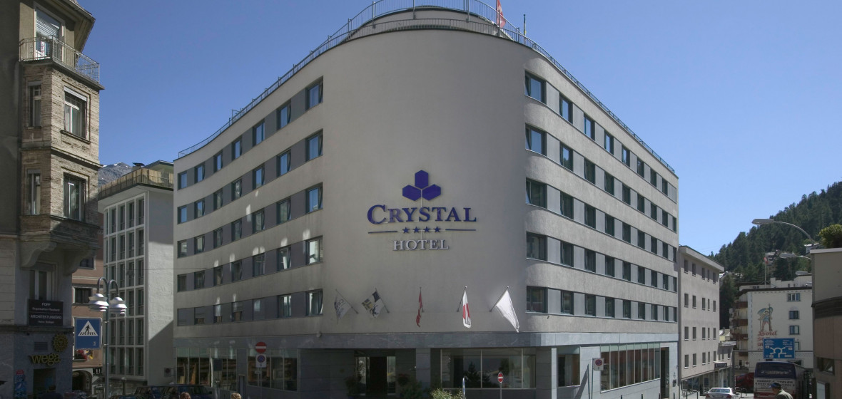 Photo of Hotel Crystal, St Moritz