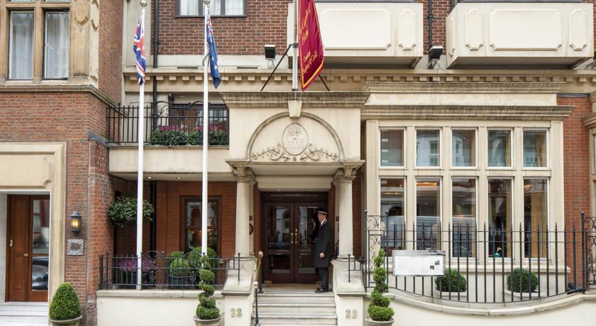Photo of The Capital Hotel, London