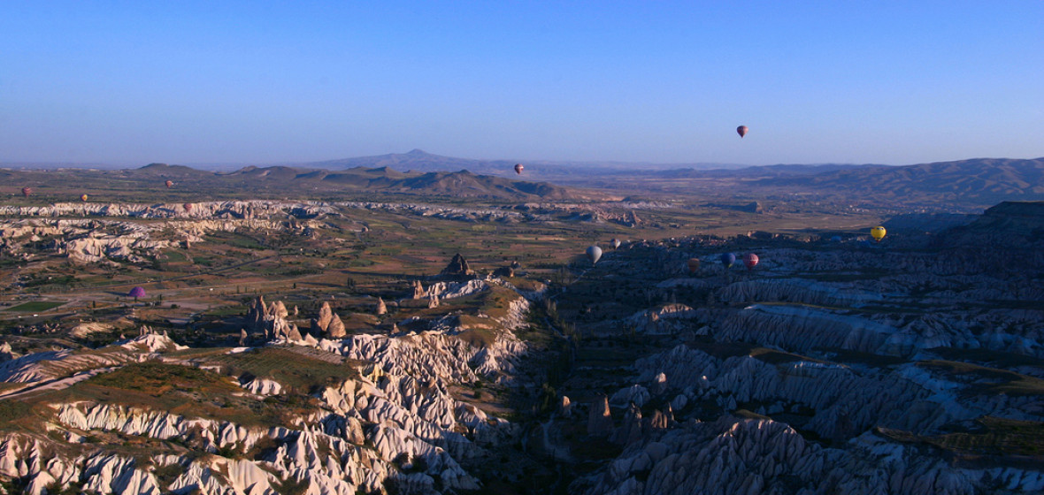 Photo of Cappadocia