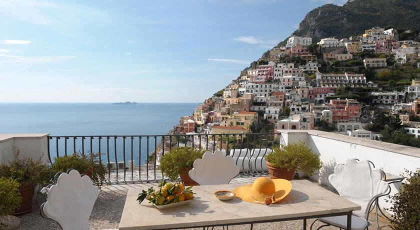 Photo of Villa Rosa, Positano