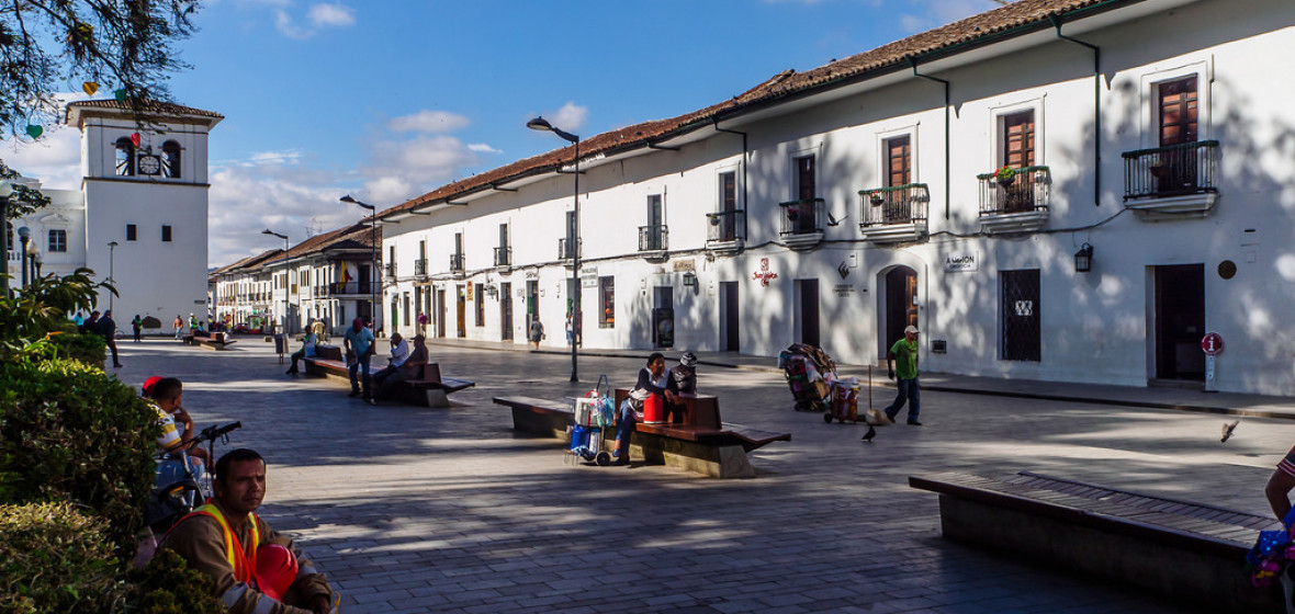 Photo of Popayan