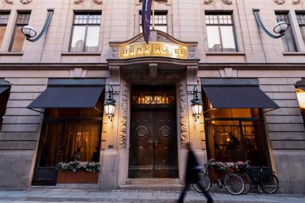 Bank Hotel Stockholm