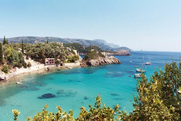 Best Beach Hotels On Corfu Greece