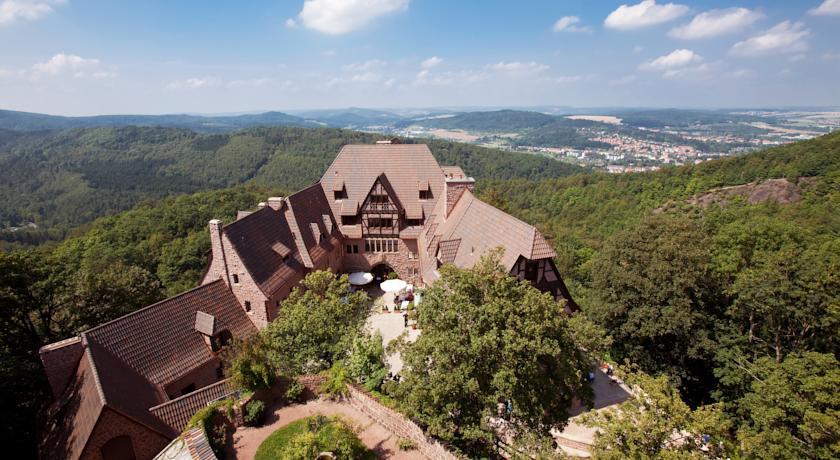 Photo of Hotel auf der Wartburg