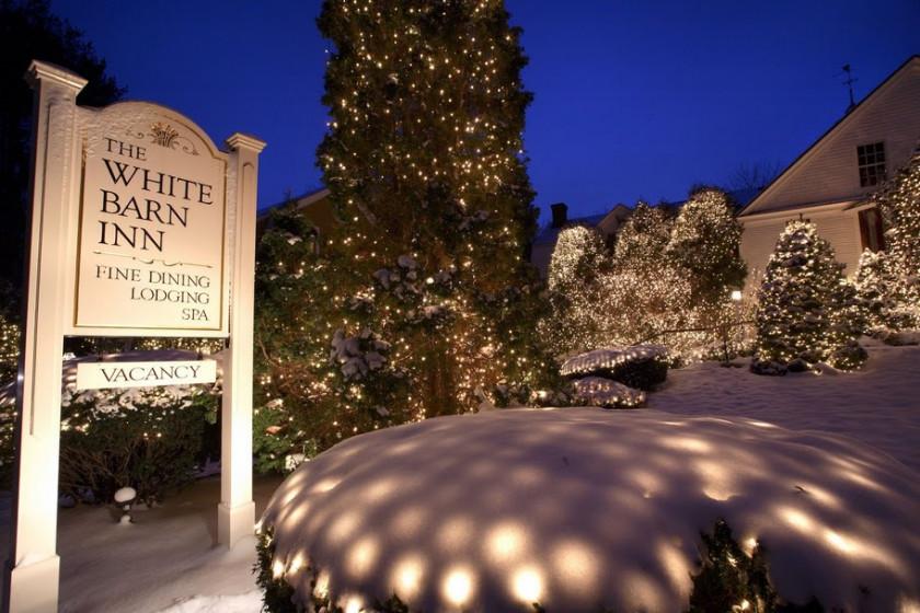 Photo of Grace White Barn Inn