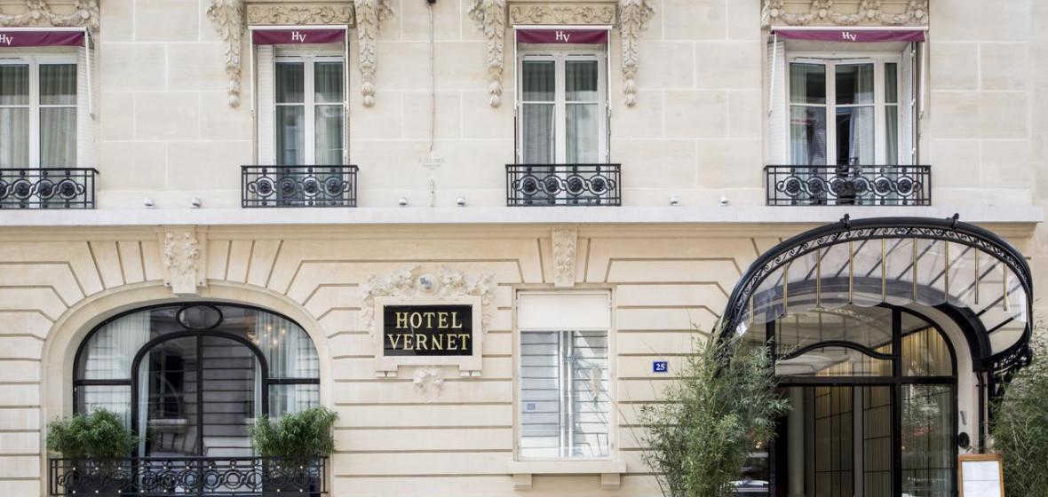 Photo of Hôtel Vernet