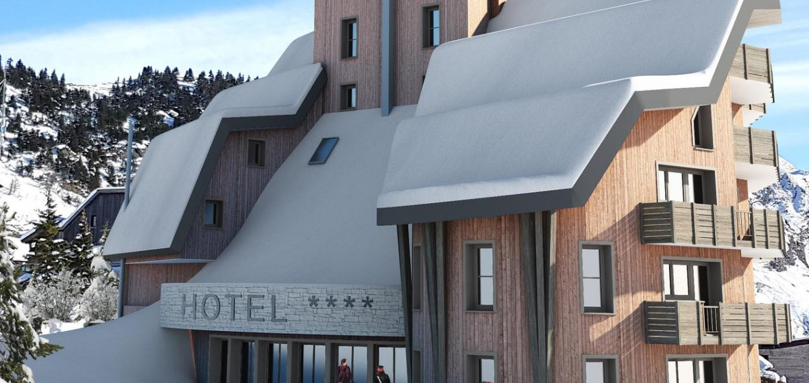 Photo of MiL8 Hotel
