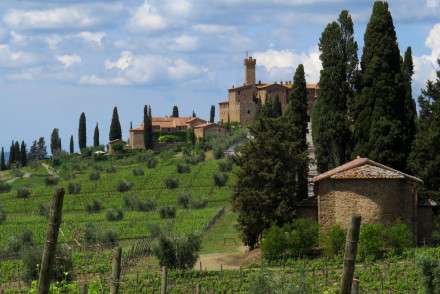 Castello Banfi il Borgo