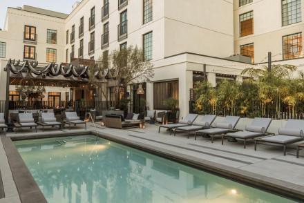 La Peer hotel