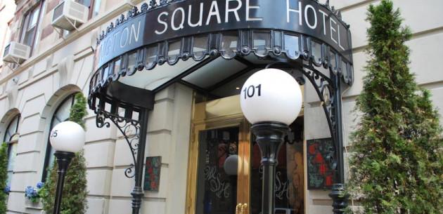 Photo of Washington Square Hotel