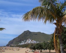 Best beach hotels on Tenerife