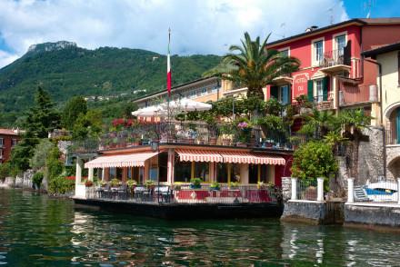 Hotel du Lac, Gargnano