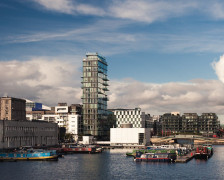 The best hotels in Docklands, Dublin