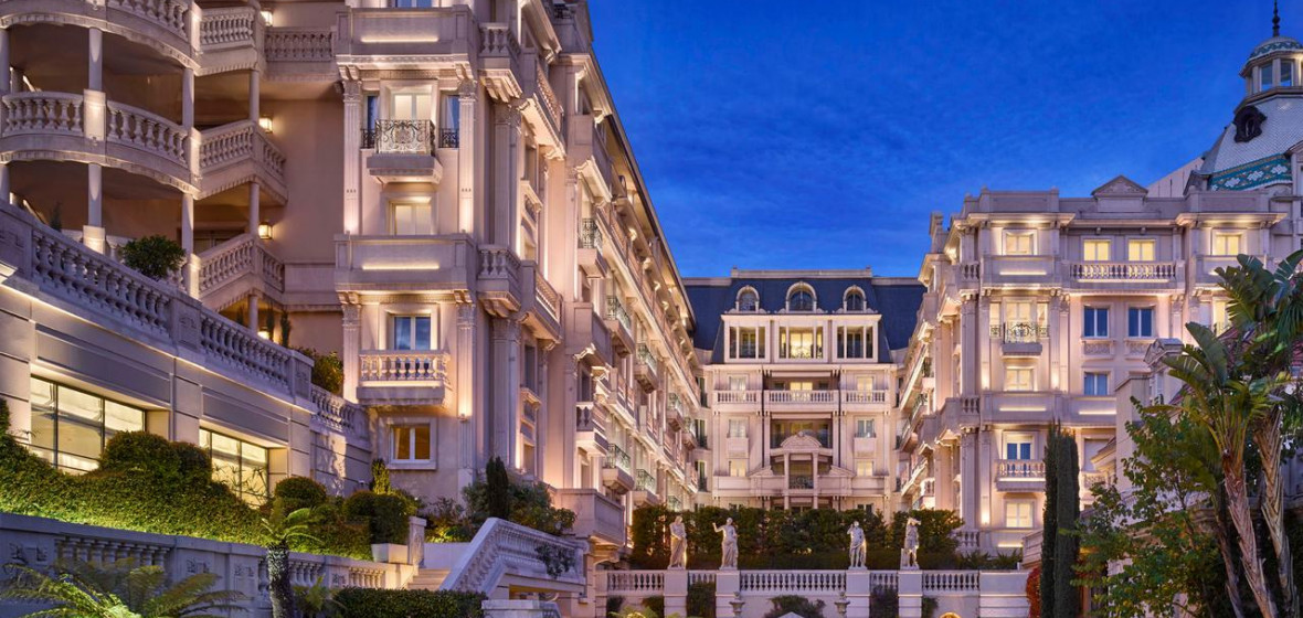 Photo of Hotel Metropole, Monte Carlo