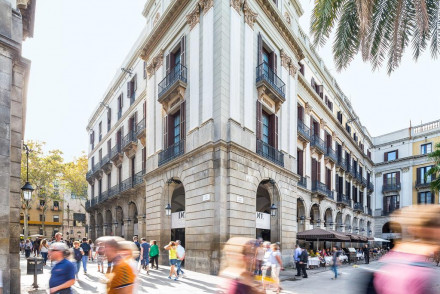 Hotel DO Placa Reial