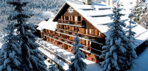 Photo of Hotel le Grand Coeur & Spa