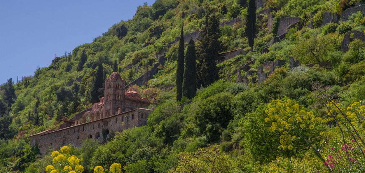 Photo of Mystras