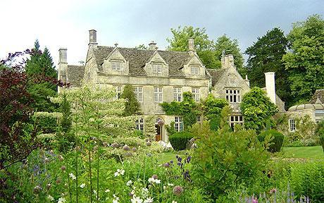 Photo of Barnsley House, Gloucestershire