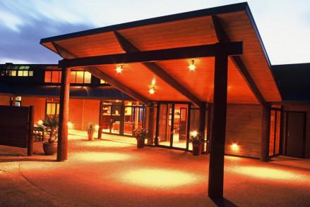 Te Whau Lodge