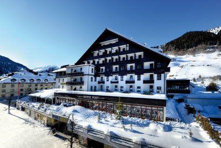 Hotel Post, St Anton