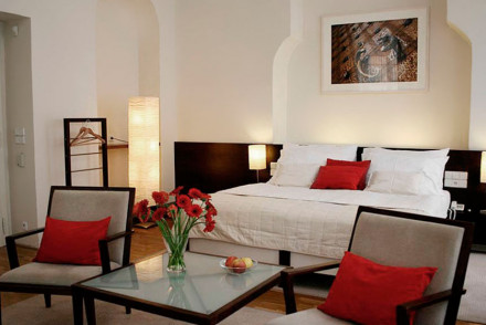 Best places to stay in prague czech republic the hotel guru for Domus balthasar