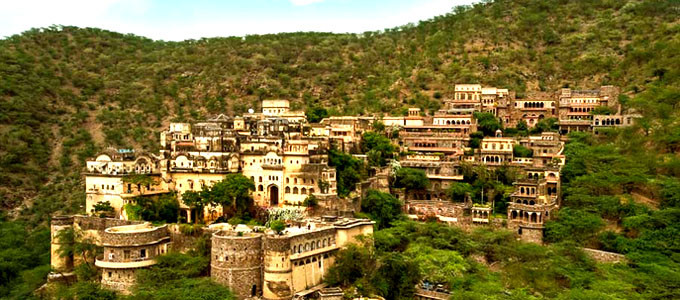 Photo of Neemrana Fort Palace
