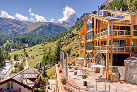 Coeur des Alpes