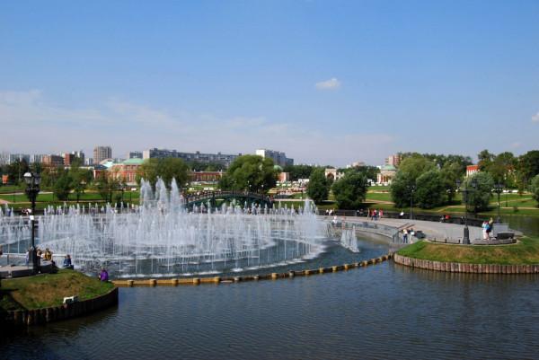 Museum Reserve Tsaritsyno