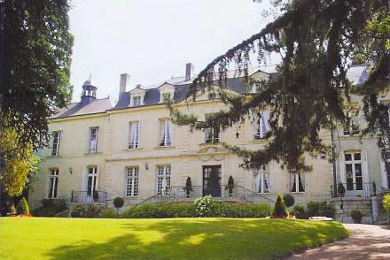 Chateau de Beaulieu, Saumur