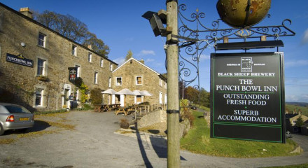 Punch Bowl Inn, Yorkshire