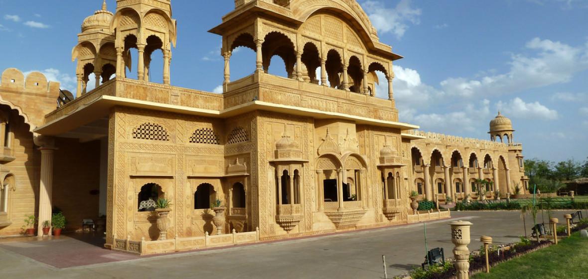 Photo of Fort Rajwada