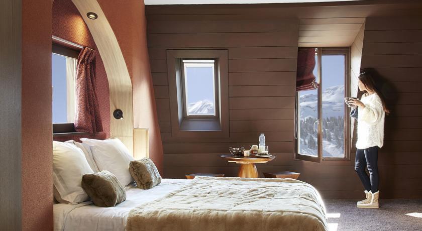 hotel des dromonts avoriaz france discover book. Black Bedroom Furniture Sets. Home Design Ideas