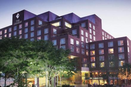 Charles Hotel, Boston
