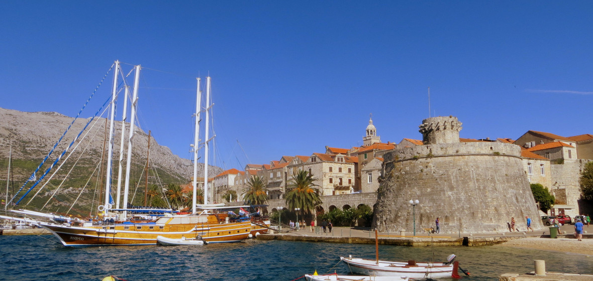 Photo of Korcula