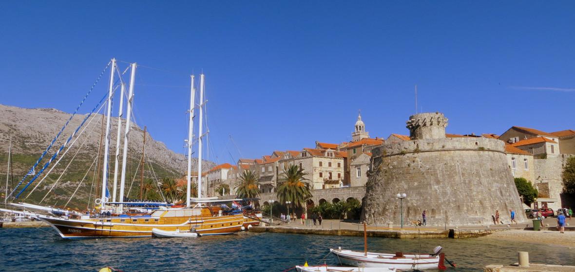 Photo of Korčula
