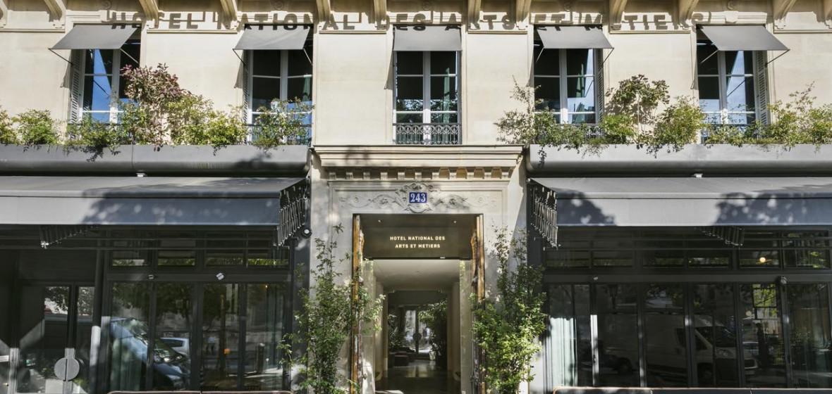 Photo of Hotel National des Arts et Metiers