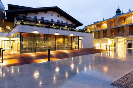 Hotel Post, St Johann in Tirol