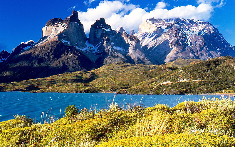 Photo of Torres del Paine