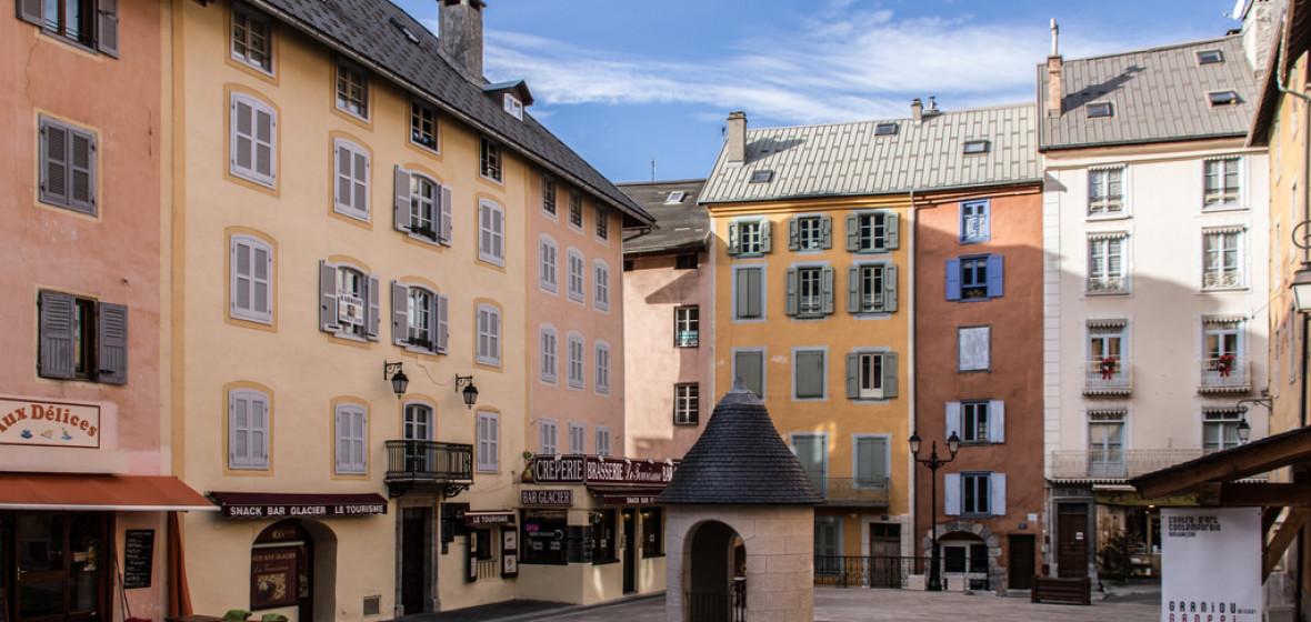 Photo of Briançon