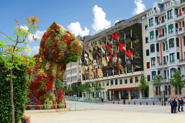 Rooms: The 3 Best Hotels Near The Guggenheim Bilbao, Spain