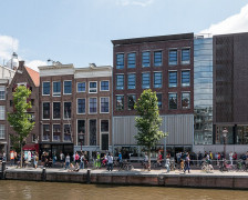 The 5 best hotels near Anne Frank House