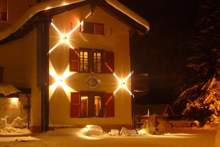 Hotel Seehof, Arosa