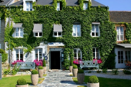 best places to stay in normandy france the hotel guru. Black Bedroom Furniture Sets. Home Design Ideas
