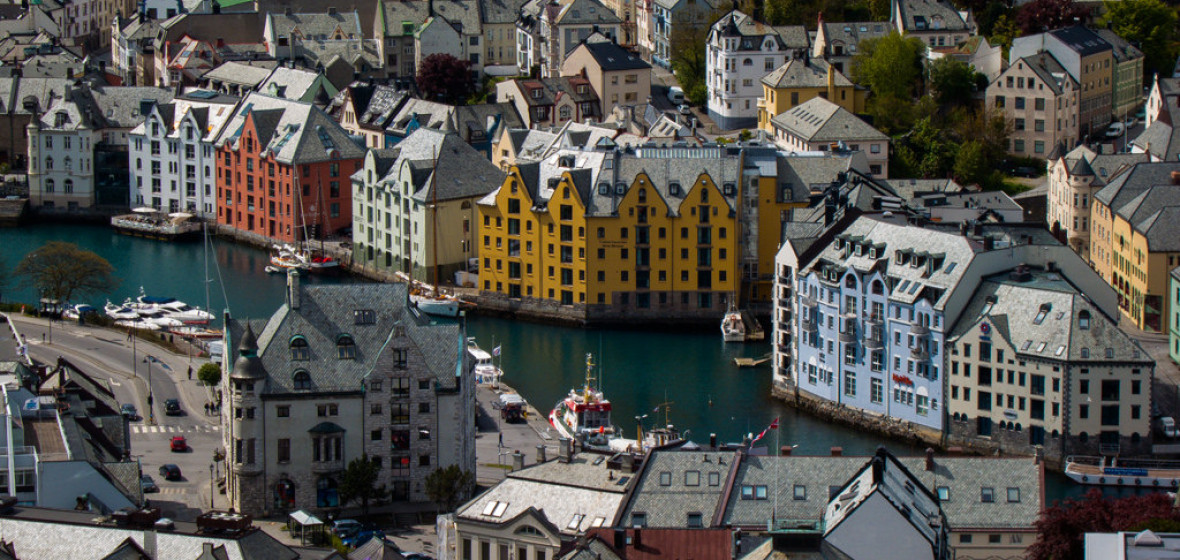 Photo of Ålesund
