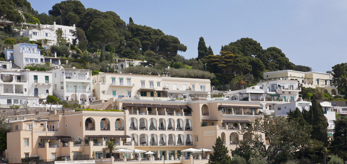 Photo of Capri Tiberio Palace