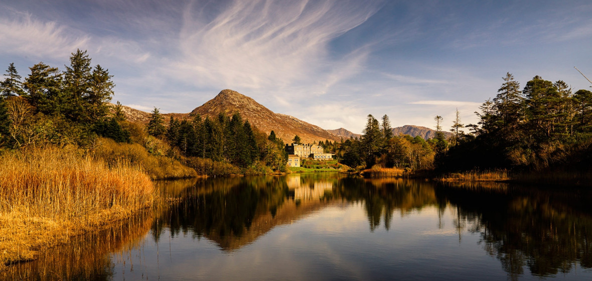 Photo of Ballynahinch Castle