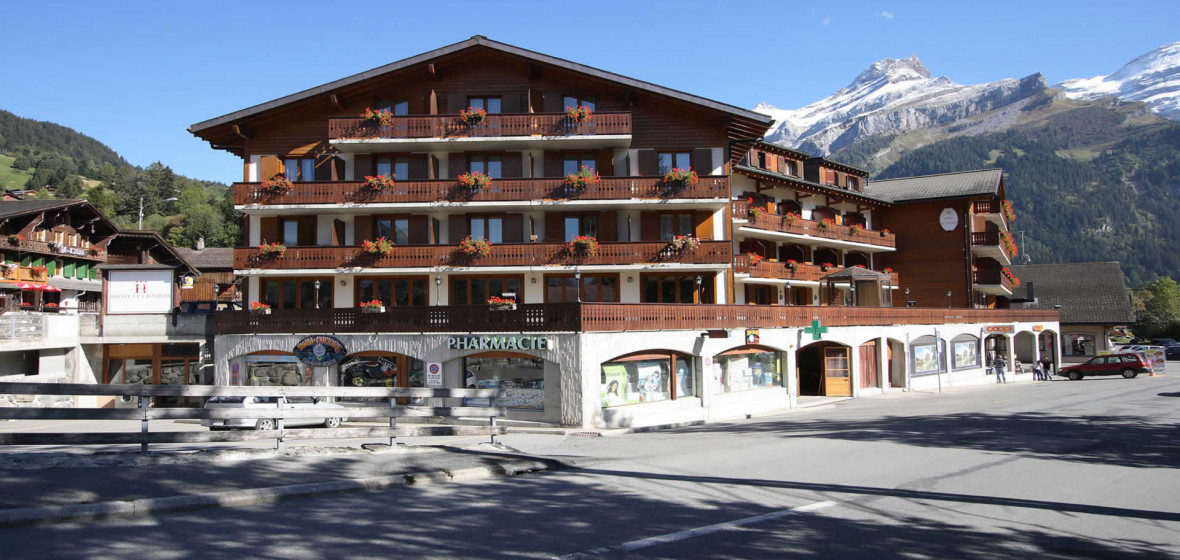 Photo of Hotel Le Chamois